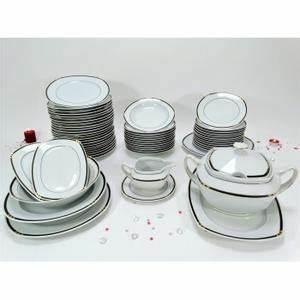 Service Vaisselle Complet Pas Cher : service assiette complet 12 personnes design en image ~ Teatrodelosmanantiales.com Idées de Décoration