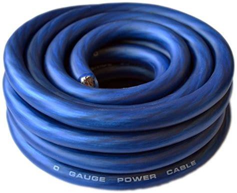 Soundbox Connected Gauge Blue Amplifier Amp Power Ground