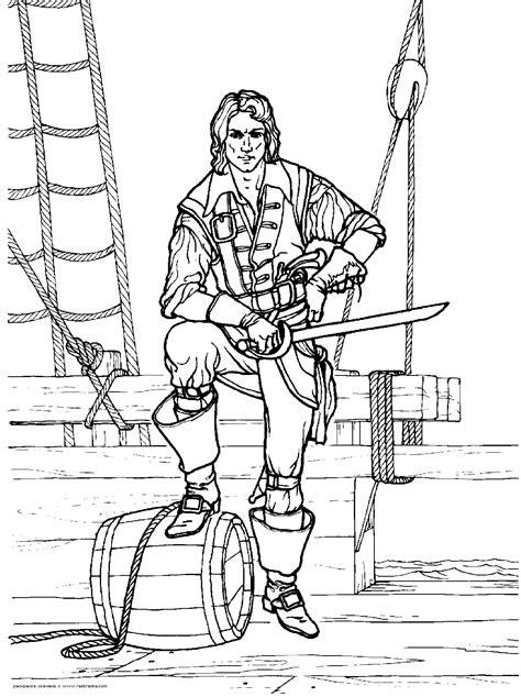 Dessin Bateau Pirate Noir Et Blanc by Bateau De Pirate Coloriages Des Transports Page 3