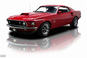 132700 1969 Ford Mustang RK Motors Classic Cars for Sale