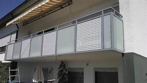 Balkongelnder Balkonverkleidung Balkonprofile