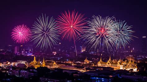 Happy New Year Backgrounds by Happy New Year Fireworks Background 2016 Wallpapers