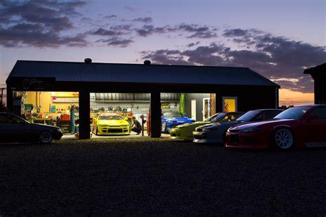 Garage : Nz's Temple Of Drift