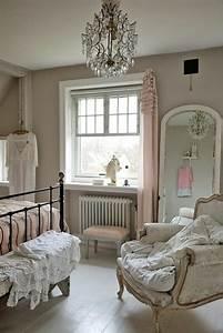 Schlafzimmer Vintage Style : vintage schlafzimmer ideen f r die schlafzimmergestaltung ~ Michelbontemps.com Haus und Dekorationen