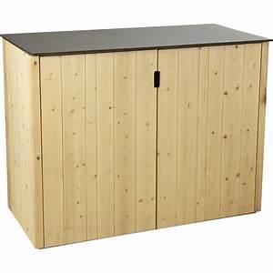 Armoire De Jardin Leroy Merlin : armoire de jardin en bois vertigo 0 6 m leroy merlin ~ Dailycaller-alerts.com Idées de Décoration
