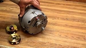 6 Volt - 8 Volt - 12 Volt  One-wire  10si Alternators