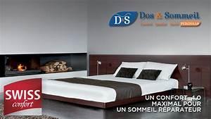 Literie Haut De Gamme Spéciale Hotellerie : literie haut de gamme bourg en bresse swiss confort dos sommeil ~ Melissatoandfro.com Idées de Décoration