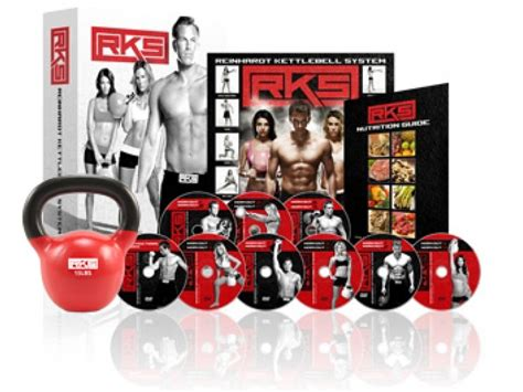 kettlebell rks system dvd workout reinhardt fitness introducing workouts giveaway series