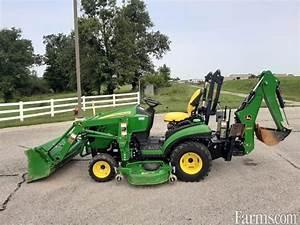 John Deere 2016 1025r Other Tractors For Sale