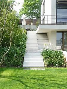 Schnell Wachsende Büsche : treppe b sche souterrain haus und gartengestaltung ~ Whattoseeinmadrid.com Haus und Dekorationen