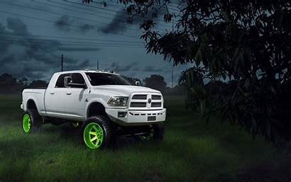 Duramax Lifted Truck Dodge Wallpapers
