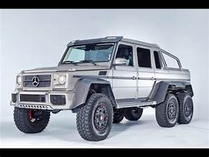 Pick Up Mercedes Amg : review mercedes benz amg g63 6x6 pickup youtube ~ Melissatoandfro.com Idées de Décoration