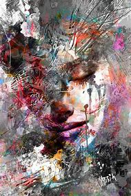 Emotion Art Abstract Paintings