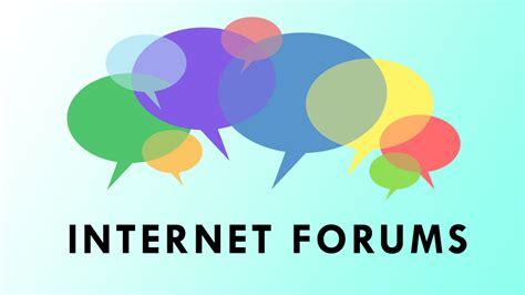 Internet Forums and how it can be useful - Techyv.com