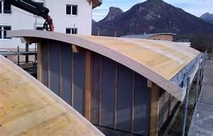Prix Toiture 80m2 : toiture arrondie ma toiture ~ Melissatoandfro.com Idées de Décoration
