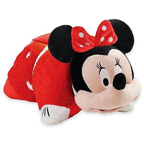 minnie mouse pillow pet pillow pets 174 disney 174 minnie mouse lites bed bath