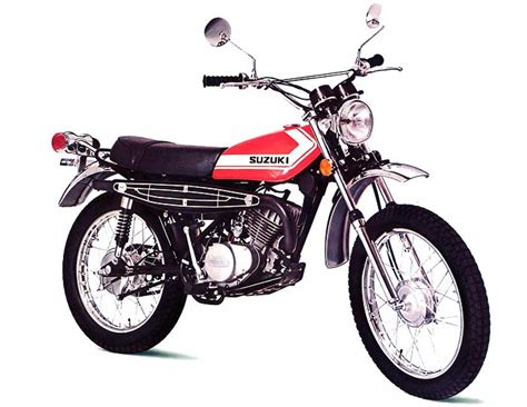Suzuki 185 Enduro by Suzuki Suzuki Ts 185 Er Moto Zombdrive