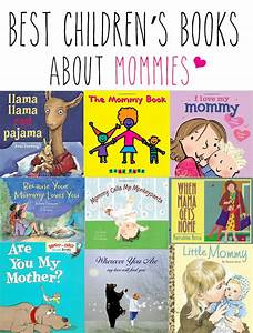 Best Children's Books about Mommies | Madh Mama