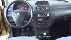 C3 1 4 Hdi : automoviles playcar almeria citroen c3 1 4 hdi 2003 youtube ~ Medecine-chirurgie-esthetiques.com Avis de Voitures