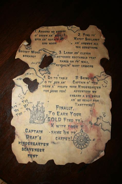 custom pirate maps   forgotten designs great
