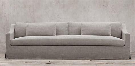 restoration hardware sectional sofa restoration hardware maxwell rh thesofa