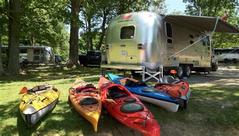 Paddle Boat Rental Moraine State Park by Illinois Fall Paddle Airstream Forums