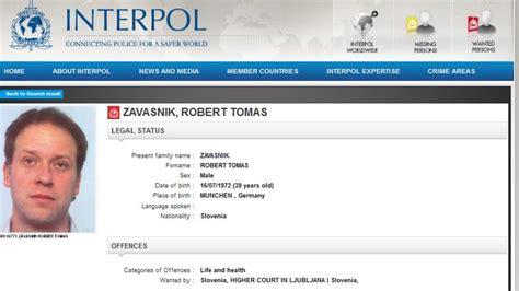 si鑒e d interpol koliko slovencev išče interpol žurnal24