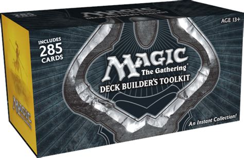 deck builders toolkit magic the gathering magic cards singles card lists