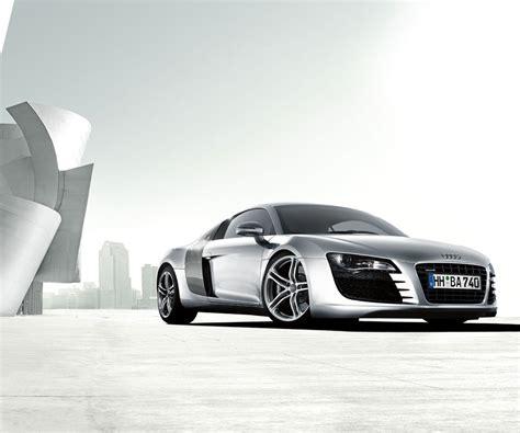 Audi R8 Phone Wallpaper