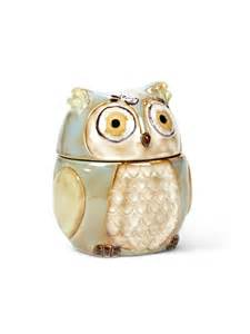 owl kitchen canisters 6 quot stoneware turquoise owl kitchen food storage canister cookie biscotti jar ebay