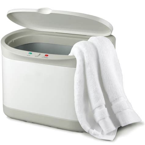 Commercial Towel Warmer by The Personal Towel Warmer Hammacher Schlemmer