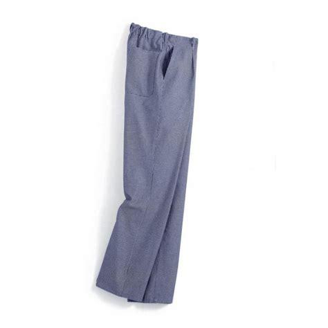 pantalon pied de poule cuisine pantalon de cuisine 100 coton pied de poule bp achat en