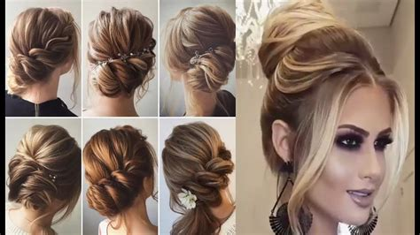 easy party hairstyles christmas party hairstyles