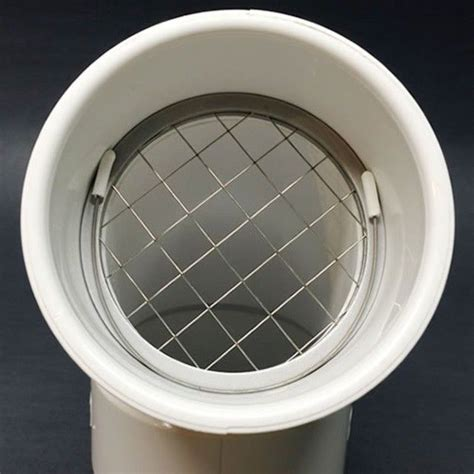 select  condensing furnace pvc vent screen