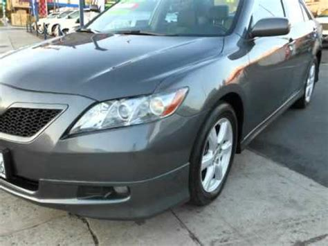 2008 Toyota Camry Sports Edition by 2008 Toyota Camry Sports Edition Aux Input Alloy Wheels