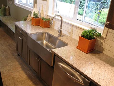 kitchen countertop accessories stainless steel farmhouse sink the homy design 1002