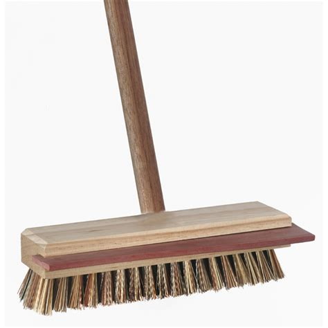 deck scrub brush with handle oates deck scrub brush with squeegee bunnings warehouse