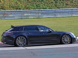 Porsche Panamera Break : new porsche panamera shooting brake pictures pistonheads ~ Gottalentnigeria.com Avis de Voitures