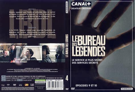 le bureau saison 1 jaquette dvd de le bureau des légendes saison 1 dvd 4