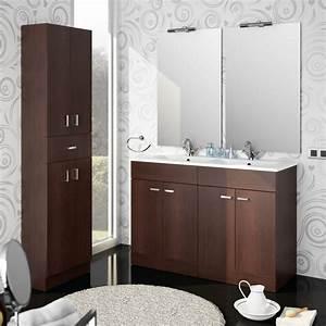 meuble de salle de bain salgar serie motril 120 cm With meuble salle de bain fin de série