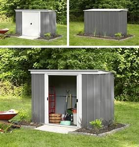 Gartenhaus Metall Flachdach : arrow metall ger tehaus ger teschuppen gartenhaus ptg ~ Watch28wear.com Haus und Dekorationen