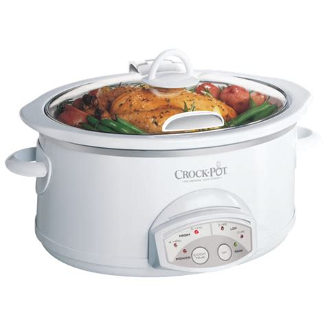 best crock pot to buy crock pot 5 7 litres cooker scvp600hw cn white best buy toronto