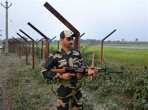 Bsf Raises Unprovoked Firing At Flag Meeting With Pak
