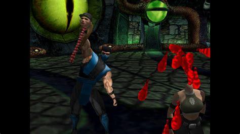 Mortal Kombat 4 (game)