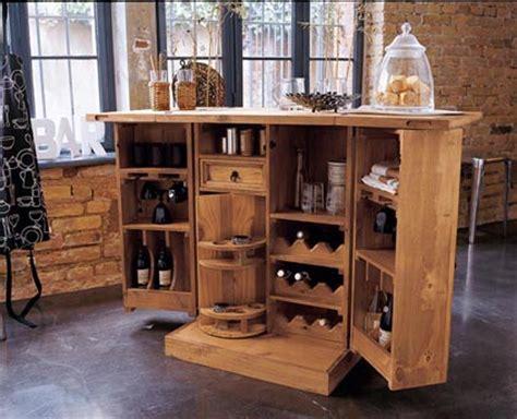 meuble cuisine bistrot meuble pour bar table de lit