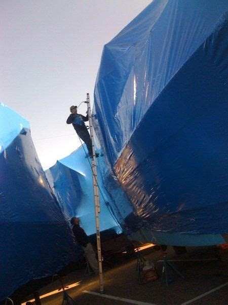 Boat Shrink Wrap Wisconsin by Marine Shrink Wrap Service Boat Shrink Wrapping