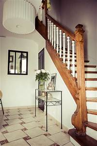 Dcoration Entree Et Escalier Exemples D39amnagements