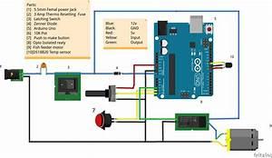 Temperature Compensating Arduino Feed Controller