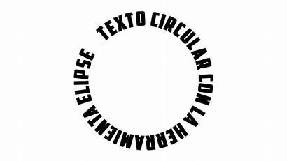 Photoshop Circular Texto Como Cc Textos Hacer