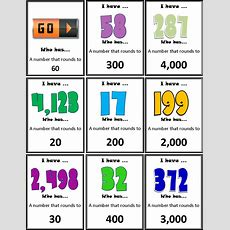 Tricks Of The Teaching Trade Rounding Numbers Round Up